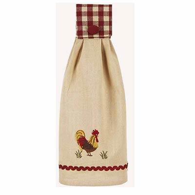 Rooster Tab Towel