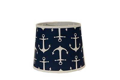 Anchors Away Custom Lamp Shade (Choose Size)