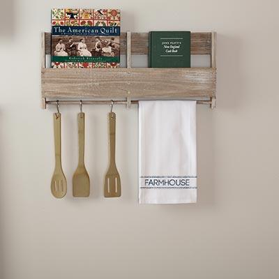 Sawyer Mill Blue Farmhouse Tea Towel