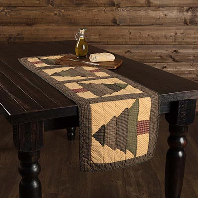 Sequoia Quilted 48 inch Table Runner