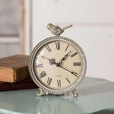 Songbird Tabletop Clock