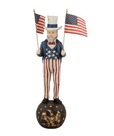 Uncle Sam Figurine