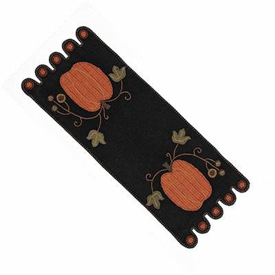 Pumpkin 36 inch Table Runner