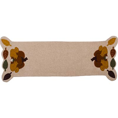 Squirrelly Table Runner