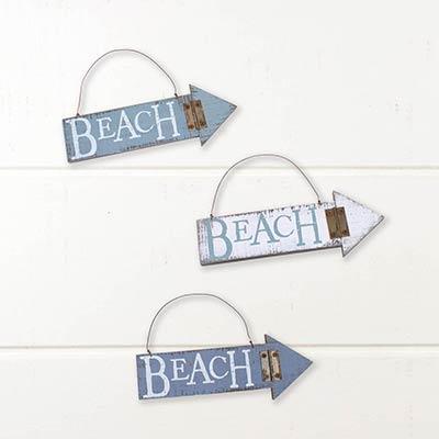 Beach Arrow Ornament