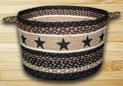 Black Star Utility Basket
