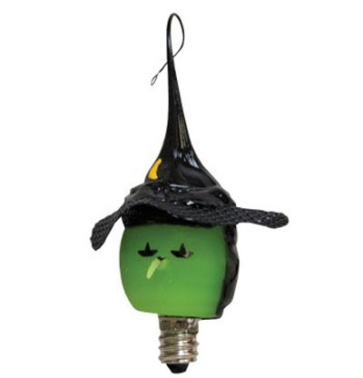 Witch Silicone Light Bulb