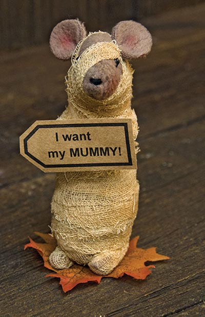 Mummy Mouse