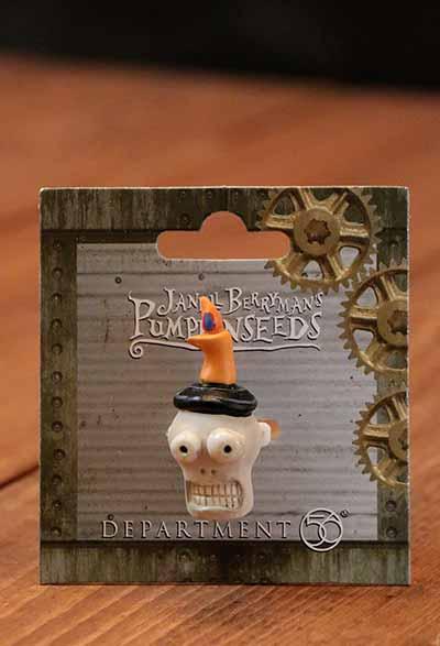 Halloween Pin - Skull