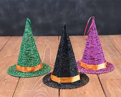 Glitter Witch Hat