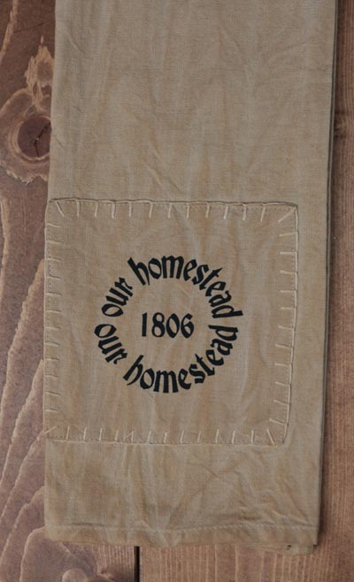 Our Homestead Towel