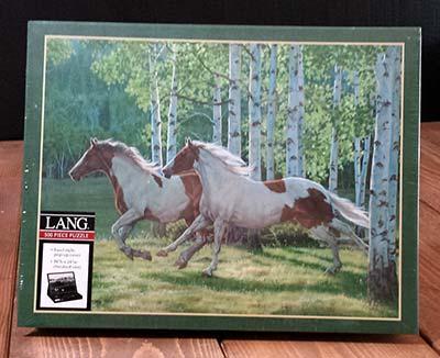 Aspen Run Puzzle (500 piece)