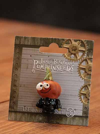 Halloween Pin - Jack O'Lantern
