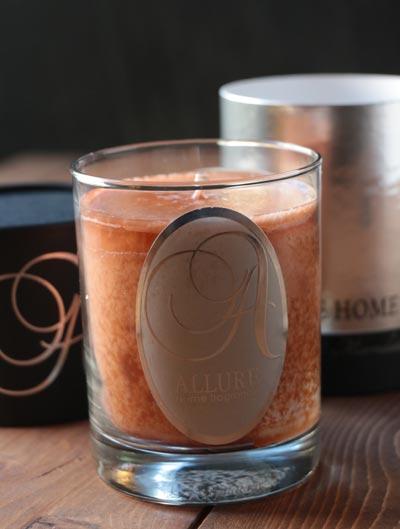 Marmalade Jar Candle - Judy Havelka