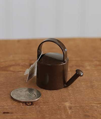 Mini Watering Can Figurine