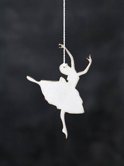 Ballerina Personalized Ornament