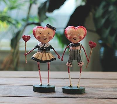 Sweethearts (Set of 2)