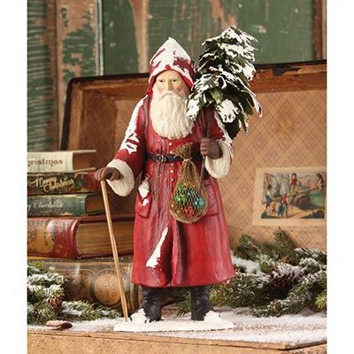 Traditional Noel Santa