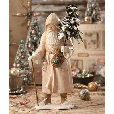 Pastel Father Noel
