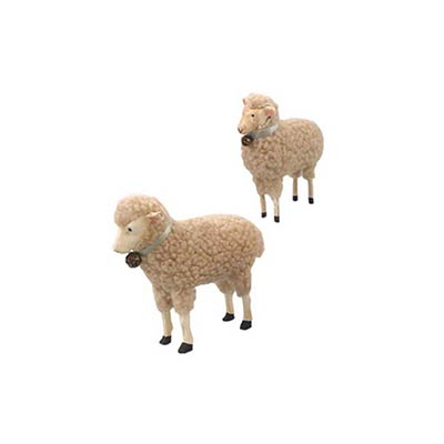 German Reproduction Lambs (Set of 2)