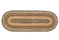 Kettle Grove Braided Table Runner - 36 inch