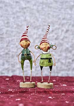 Tootsie & Tinker Twinkle (Set of 2)