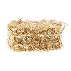 Mini Straw Bale