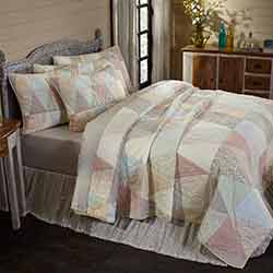 Ava King Luxury King Quilt