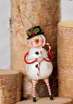 Chilly Willy Ornament