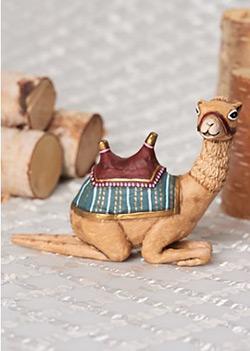 Camel Figurine
