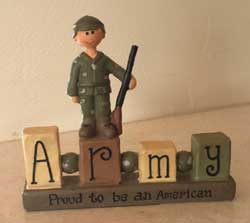 Army Bead Block
