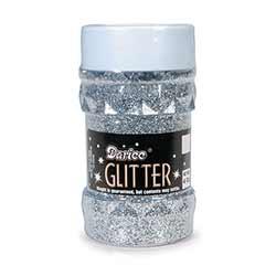 Silver Glitter (4 ounces)