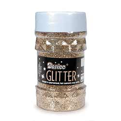 Gold Glitter (4 ounces)