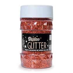Orange Glitter (4 ounces)