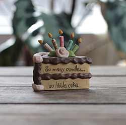 So Many Candles Birthday Cake