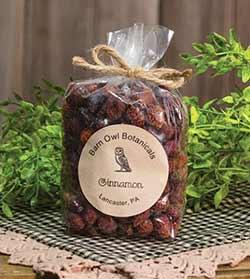 Cinnamon Rosehip Potpourri