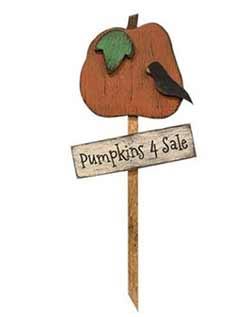 Pumpkins 4 Sale Stake