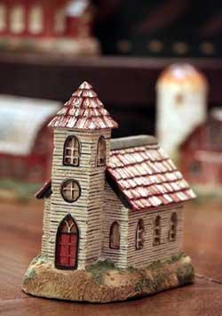 Primitive Town - Church