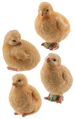 Baby Chick Figurine