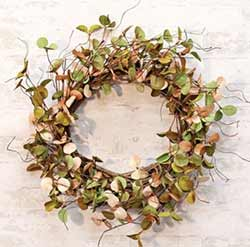 Antique Eucalyptus 20 inch Wreath