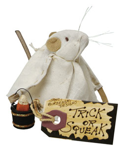 Trick or Squeak Mouse