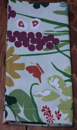 Wildflowers Napkin