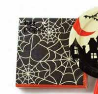 Spooky Party Paper Luncheon Napkins