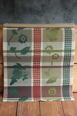 Harvest Market Jacquard Table Runner