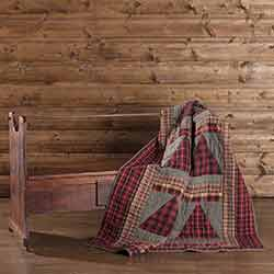 Andes Quilted Throw