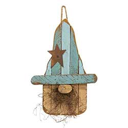 Lath Gnome Head Hanger