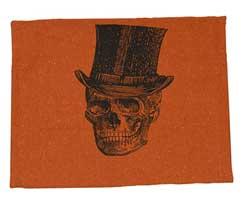 Mr. Skeleton Tea Towel