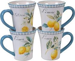 Citron Lemon Mug