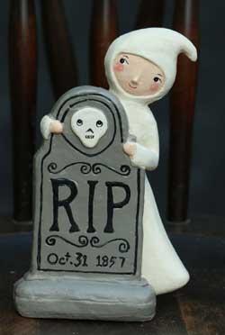October 31, 1857 Ghost