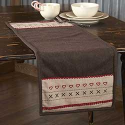 Merry Little Christmas 36 inch Table Runner